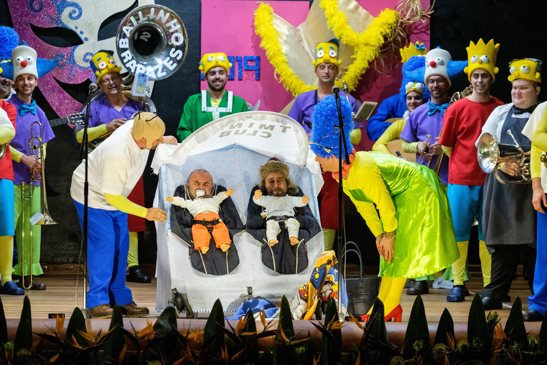 Terceira transforma-se numa ilha de artistas pelo Carnaval