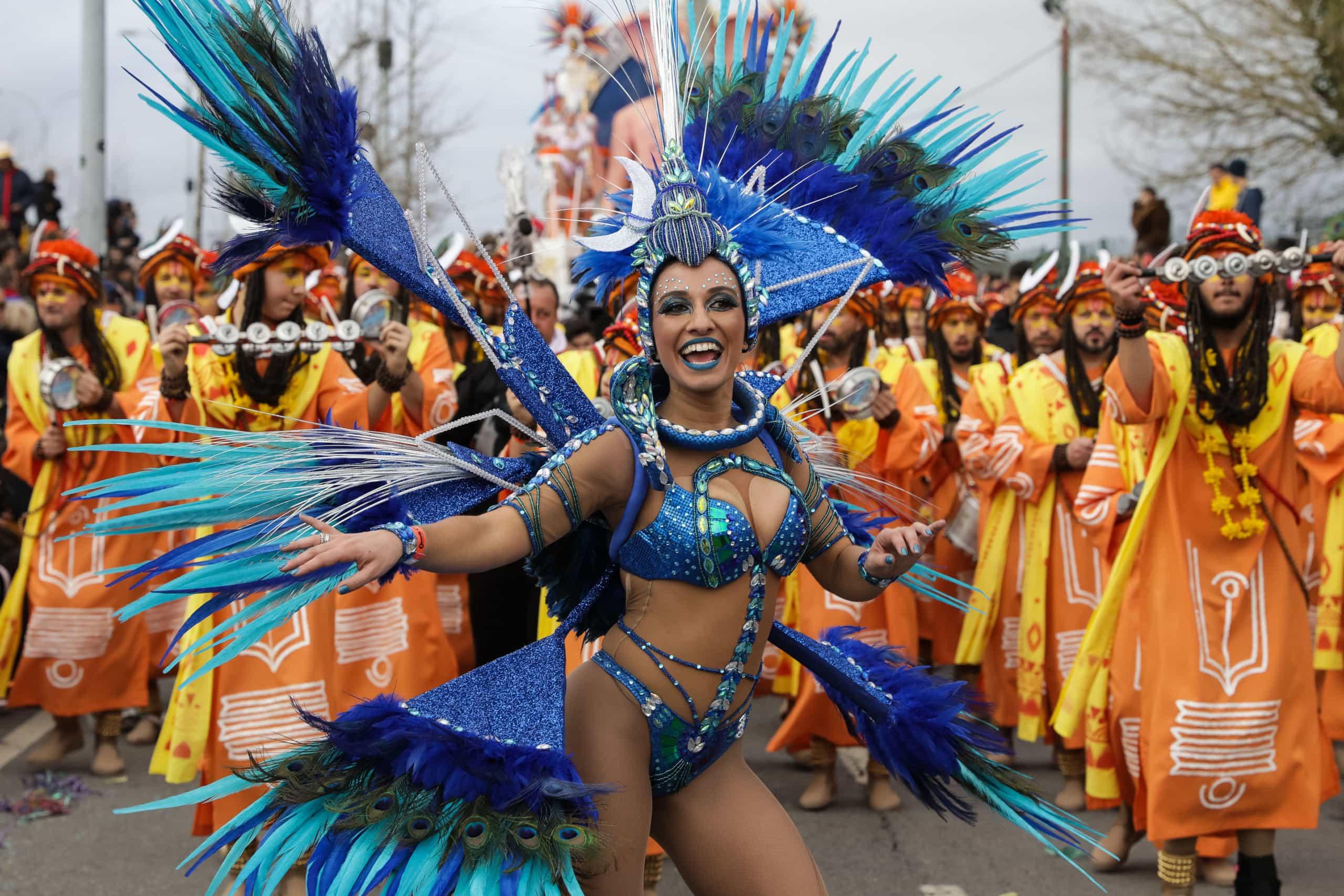 Carnaval de Ovar passou a combinar folia com preocupação ambiental