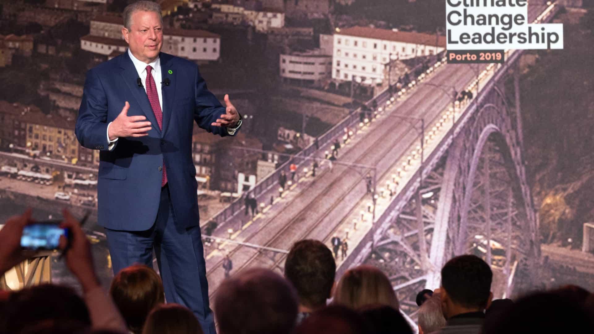 """Al Gore acusa britânicos de """"cobardia"""" por impedirem novo referendo"""