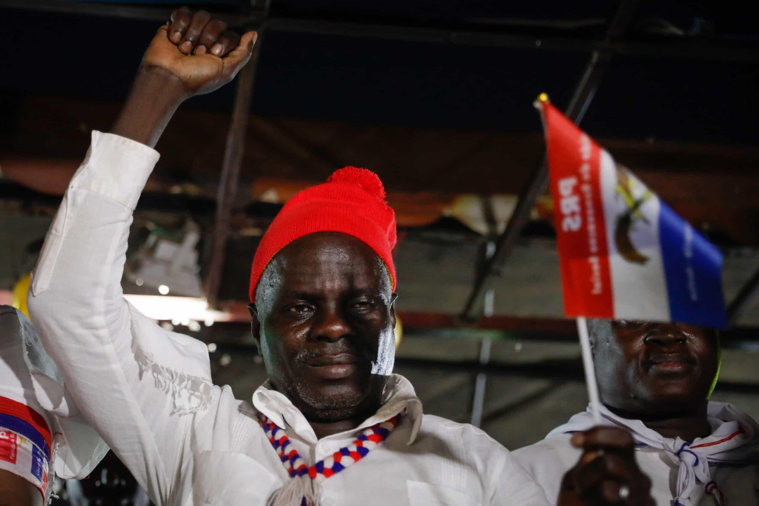 Guiné-Bissau: PRS aceita resultados mas aponta irregularidades