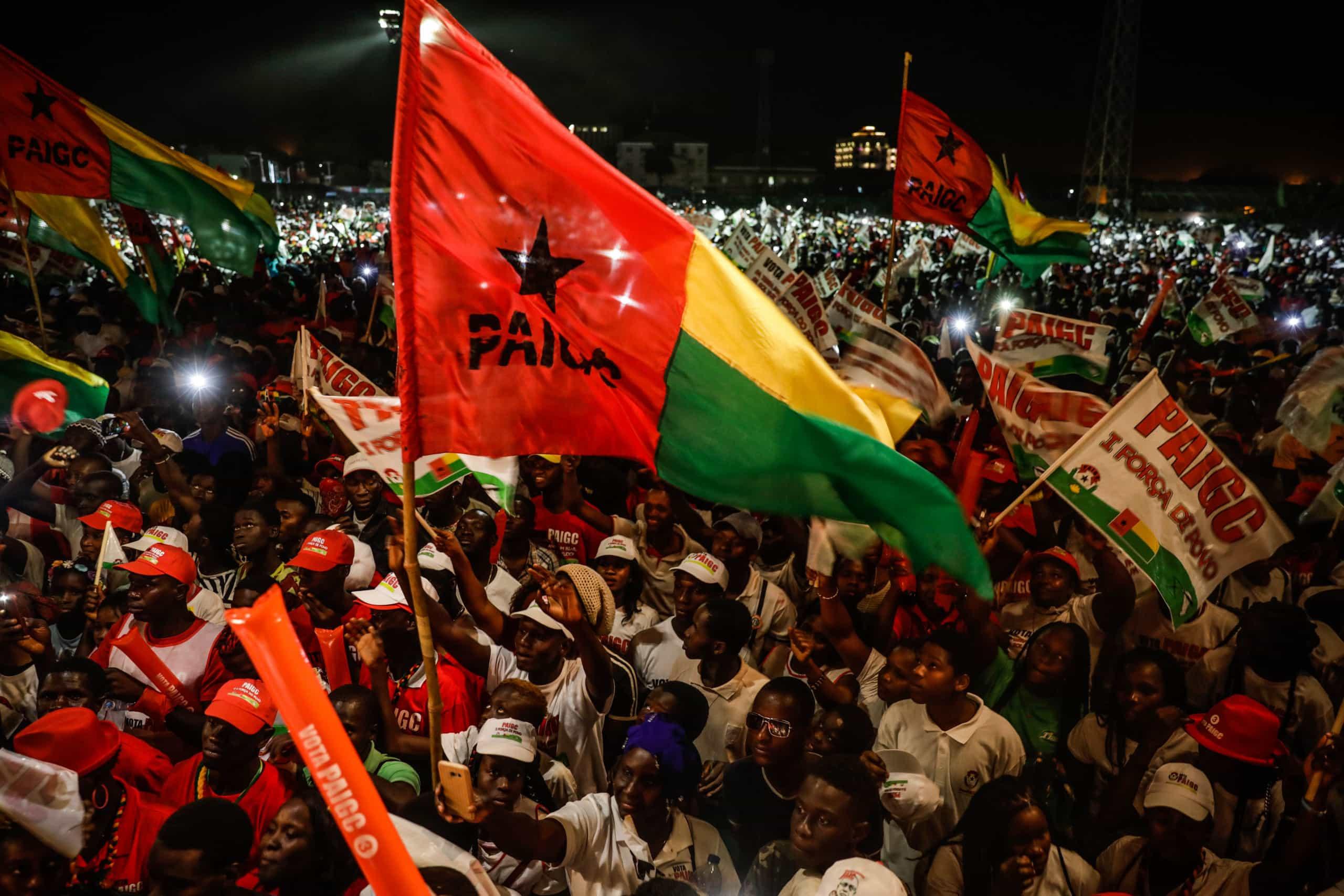 """PAIGC reivindica vitória com """"poderes"""" para governar Guiné-Bissau"""