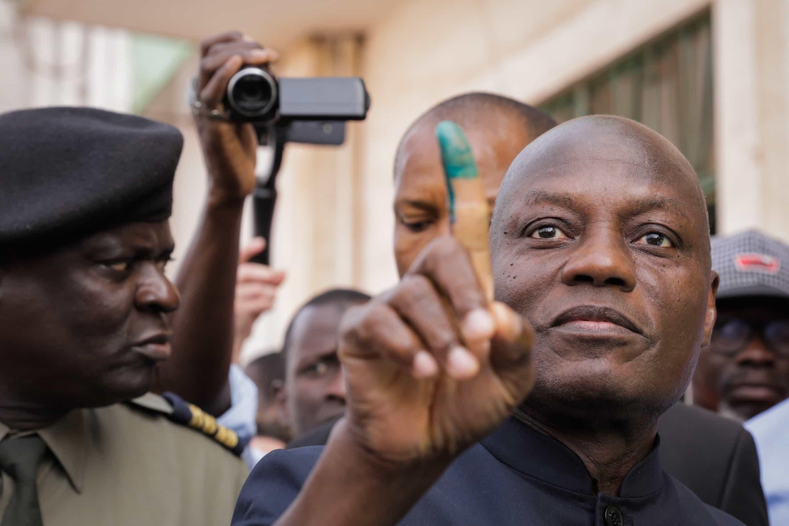 Eleições: Presidente felicita participação cívica e PAIGC por resultados