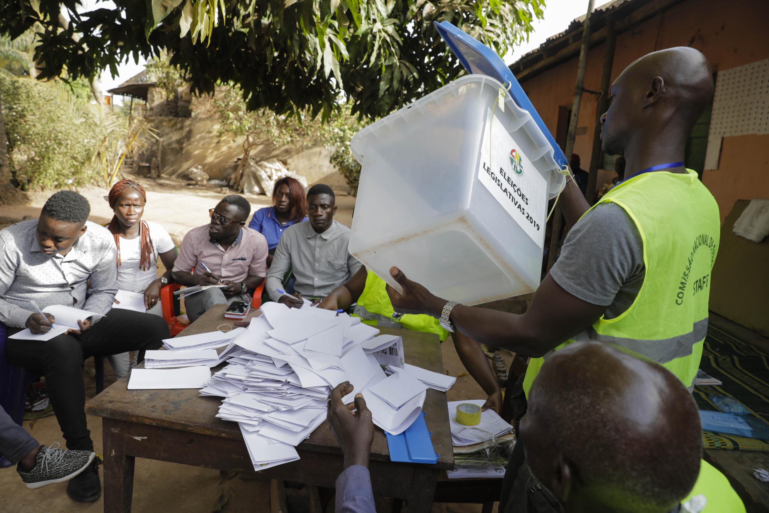 PAIGC vence as eleições legislativas da Guiné-Bissau em Paris