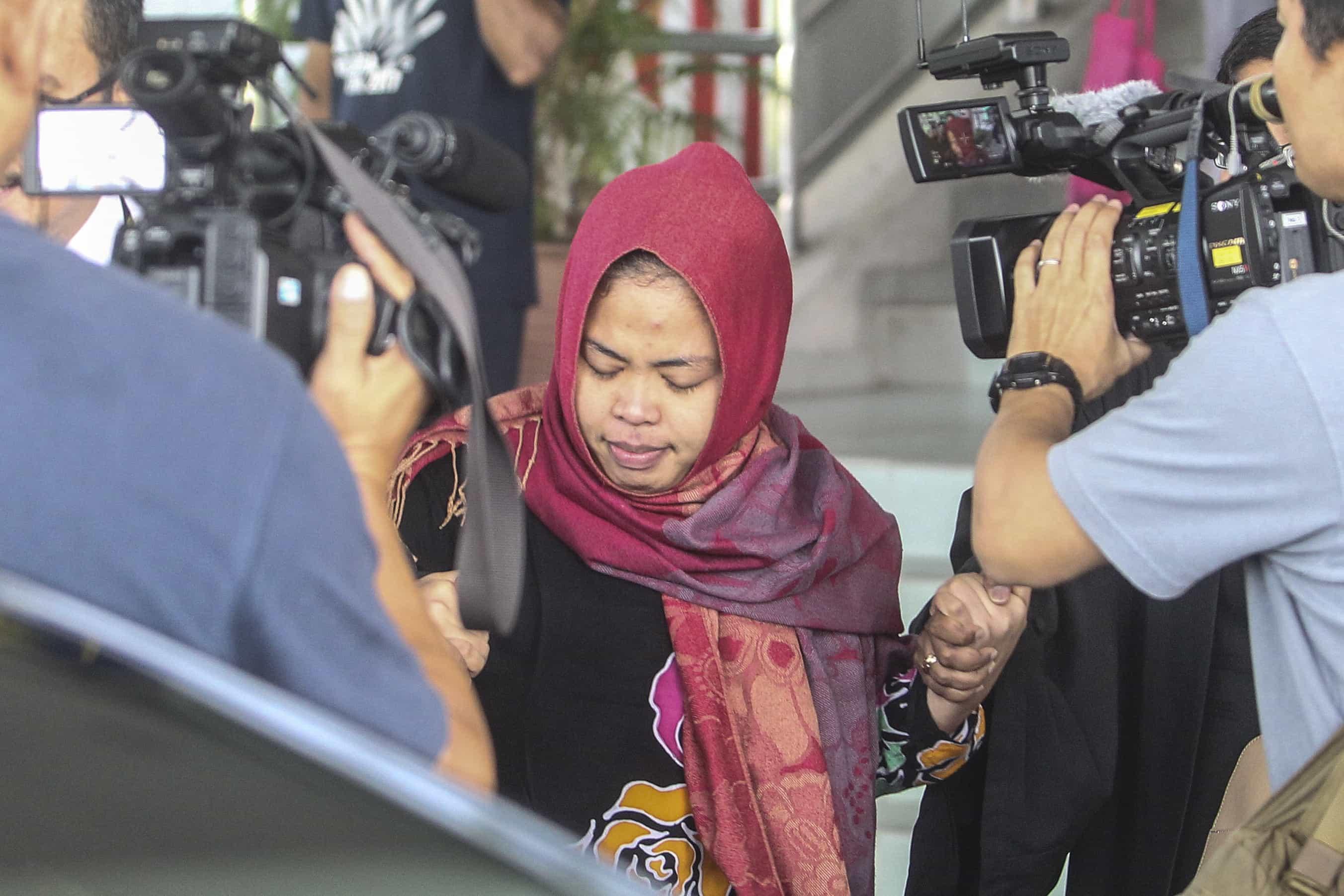 Libertada mulher que era acusada de matar meio-irmão de Kim Jong-un