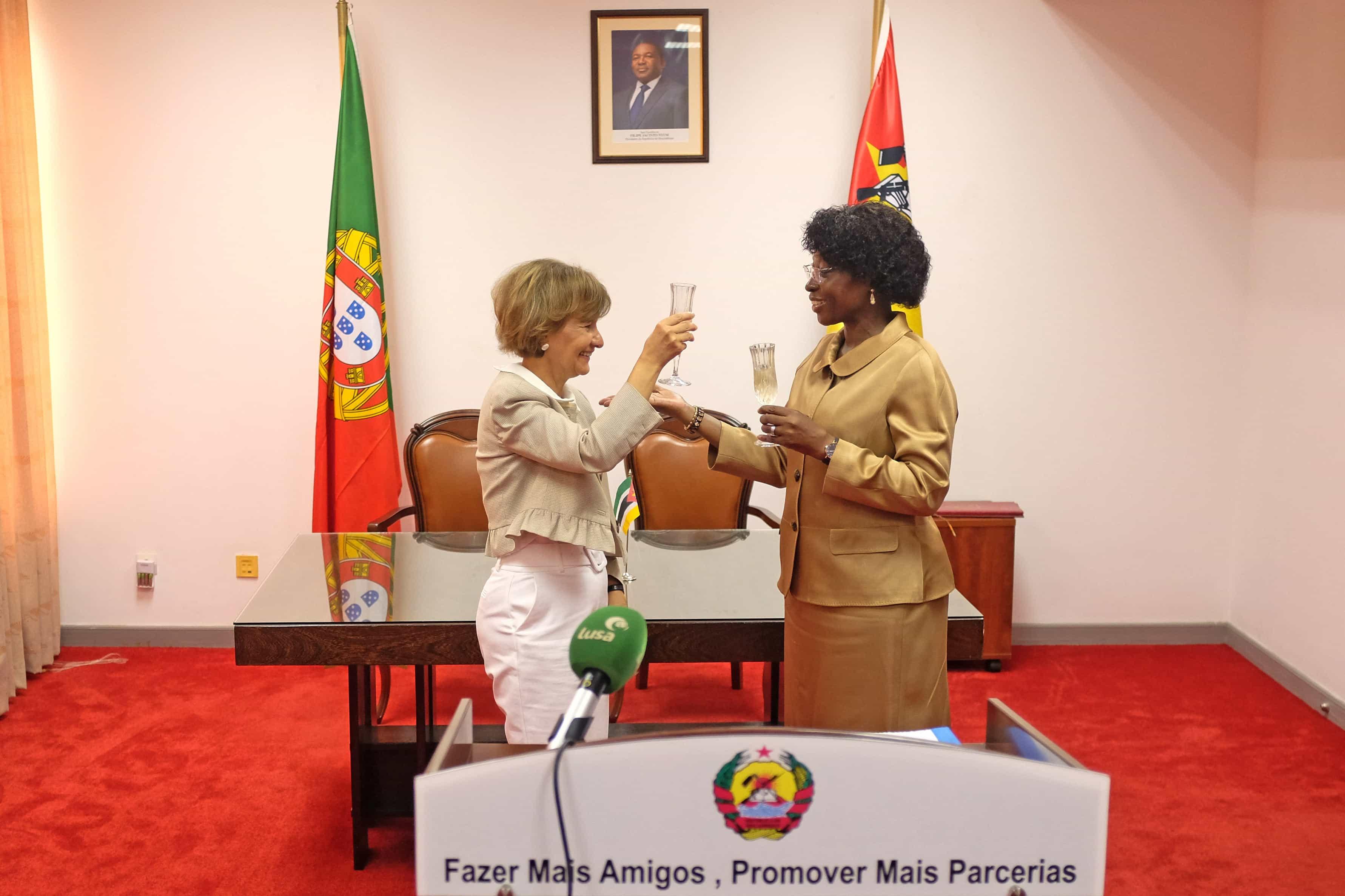 Portugal reafirma apoio à preservação do património da ilha de Moçambique