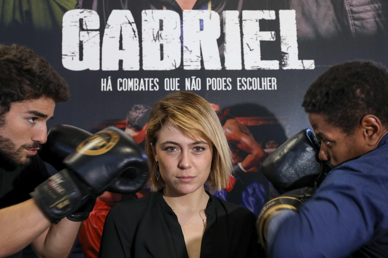 A história do pugilista 'Gabriel' chega quinta-feira aos cinemas