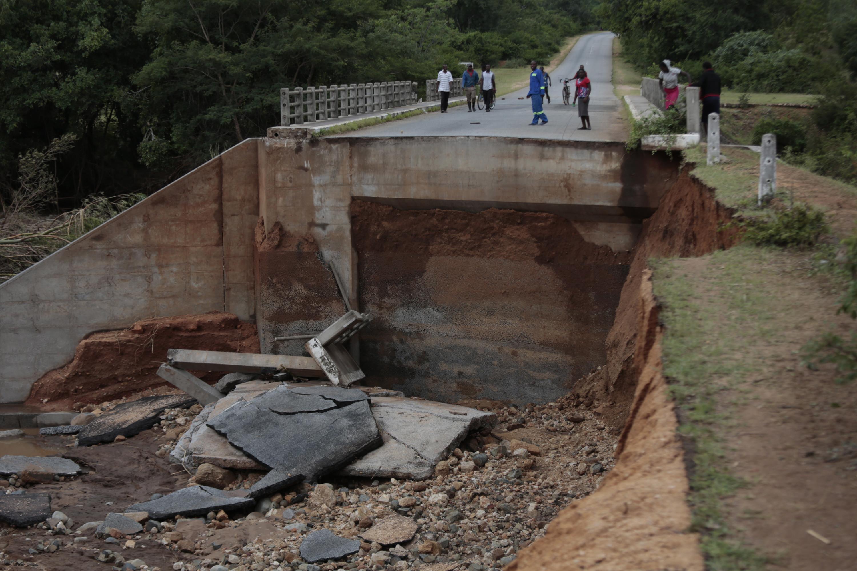 Países afetados pelo ciclone Idai precisam de 1.768 milhões de euros
