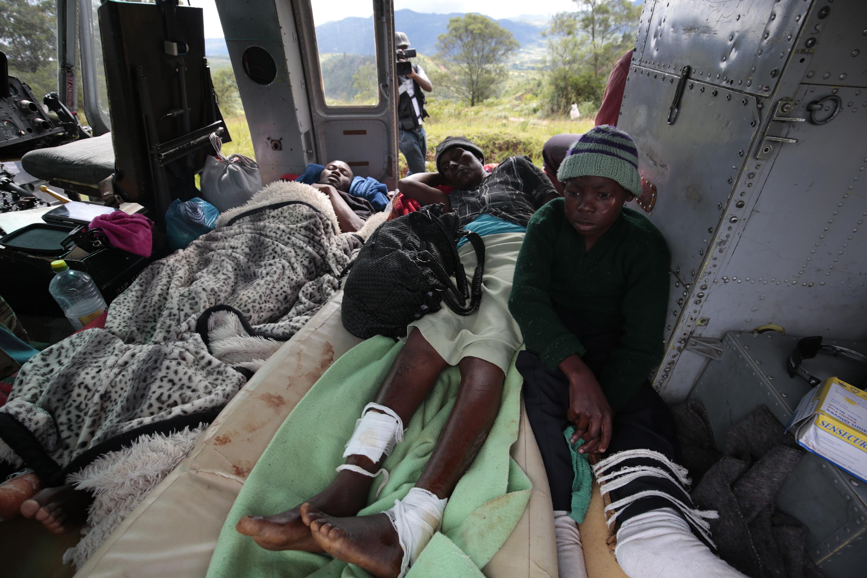 Idai fez mais de 100 mortos e centenas de desaparecidos no Zimbabué
