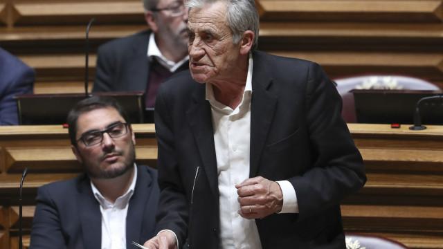 """""""Otimismo excessivo pode dar lugar à desilusão"""", diz Jerónimo a Costa"""