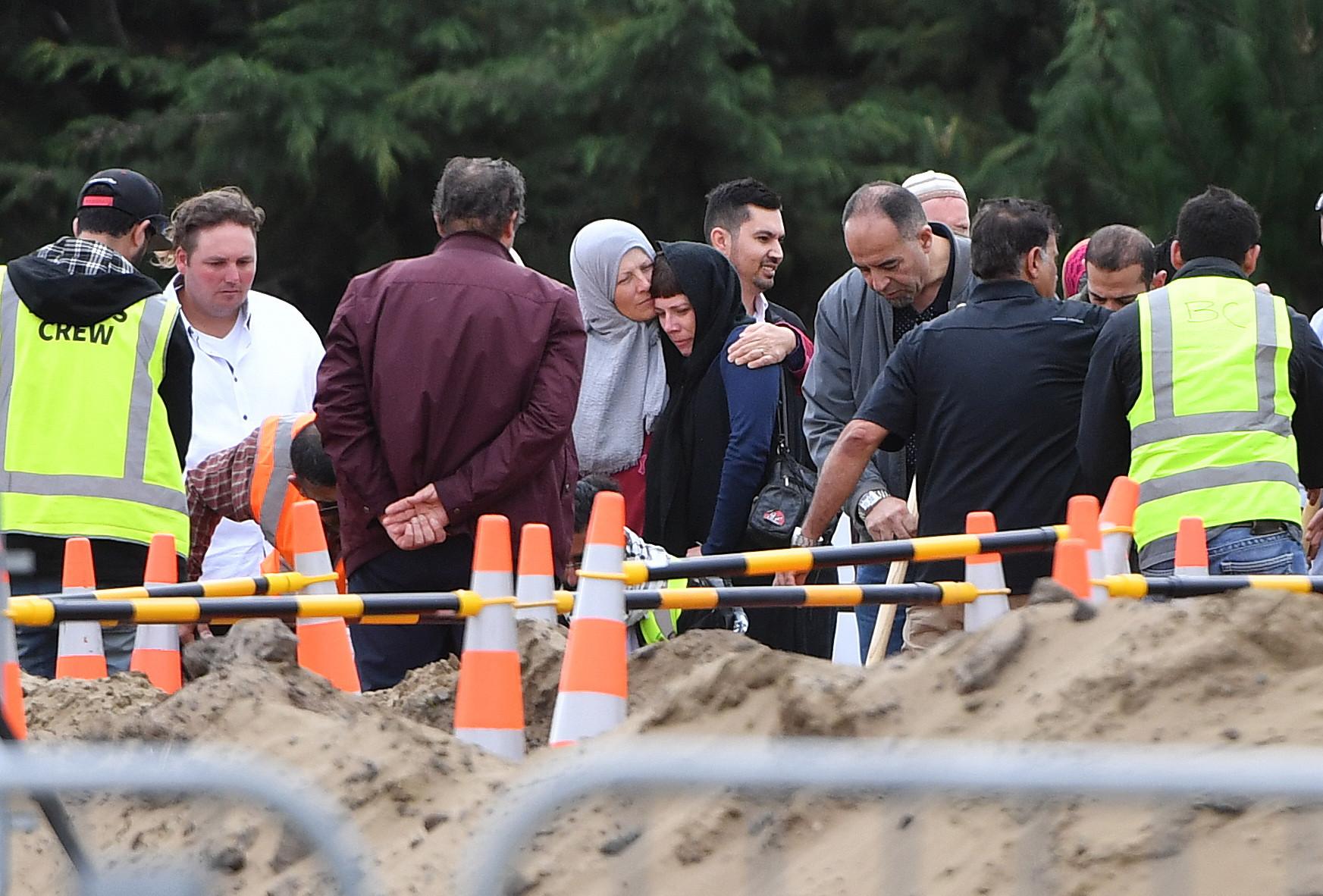 Já foram identificadas as 50 vítimas mortais de ataque na Nova Zelândia