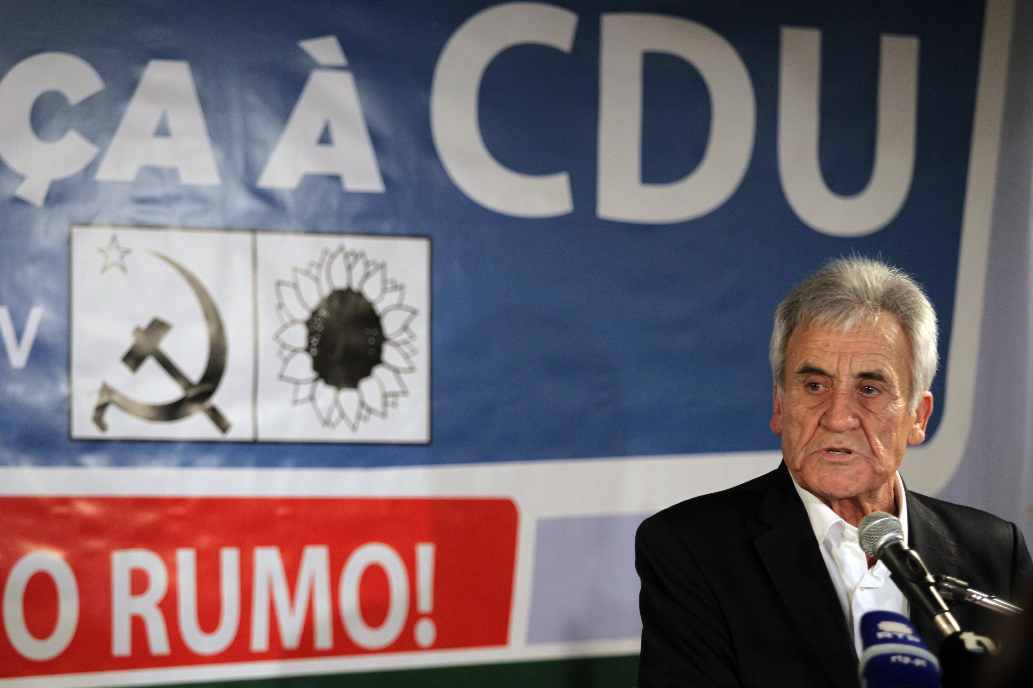 """PCP: Eleições são para eleger deputados, não """"falsos primeiros-ministros"""""""