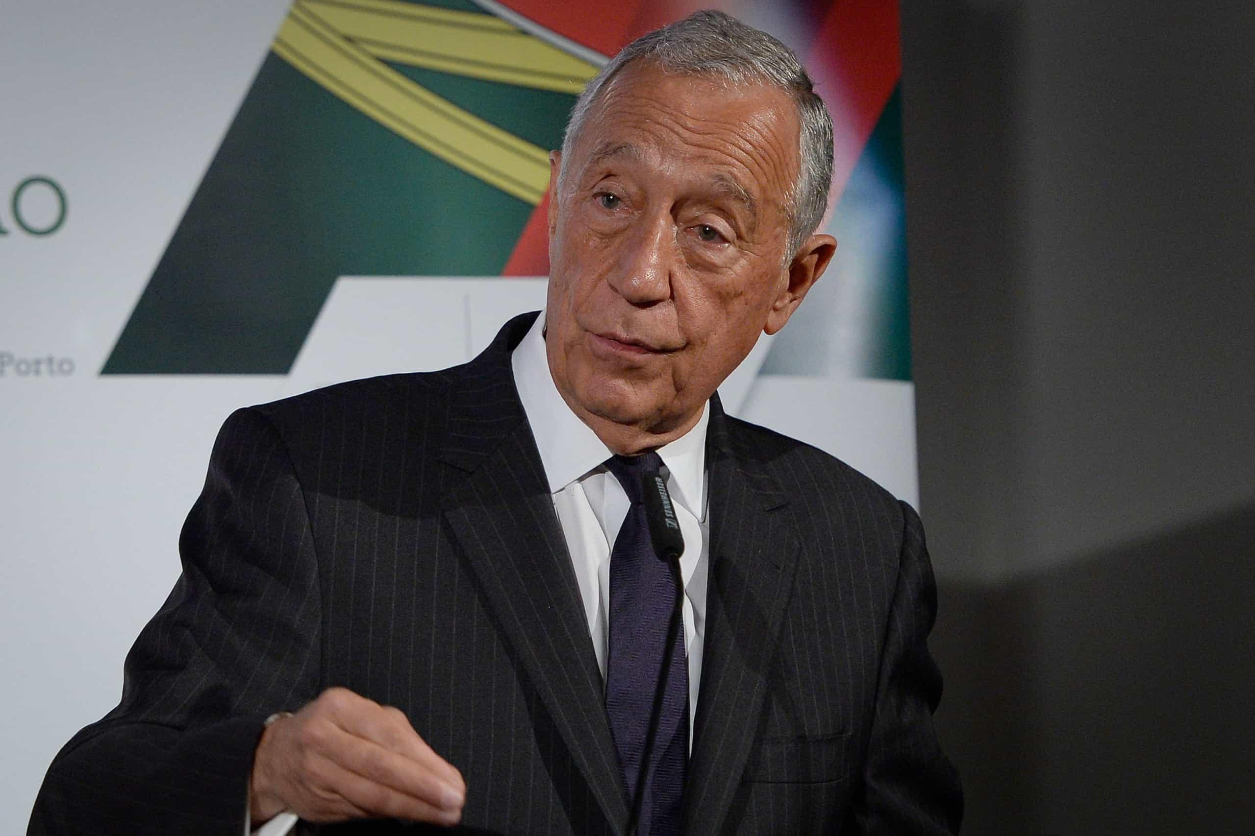 Presidente Marcelo recebeu em Belém portugueses repatriados de Moçambique