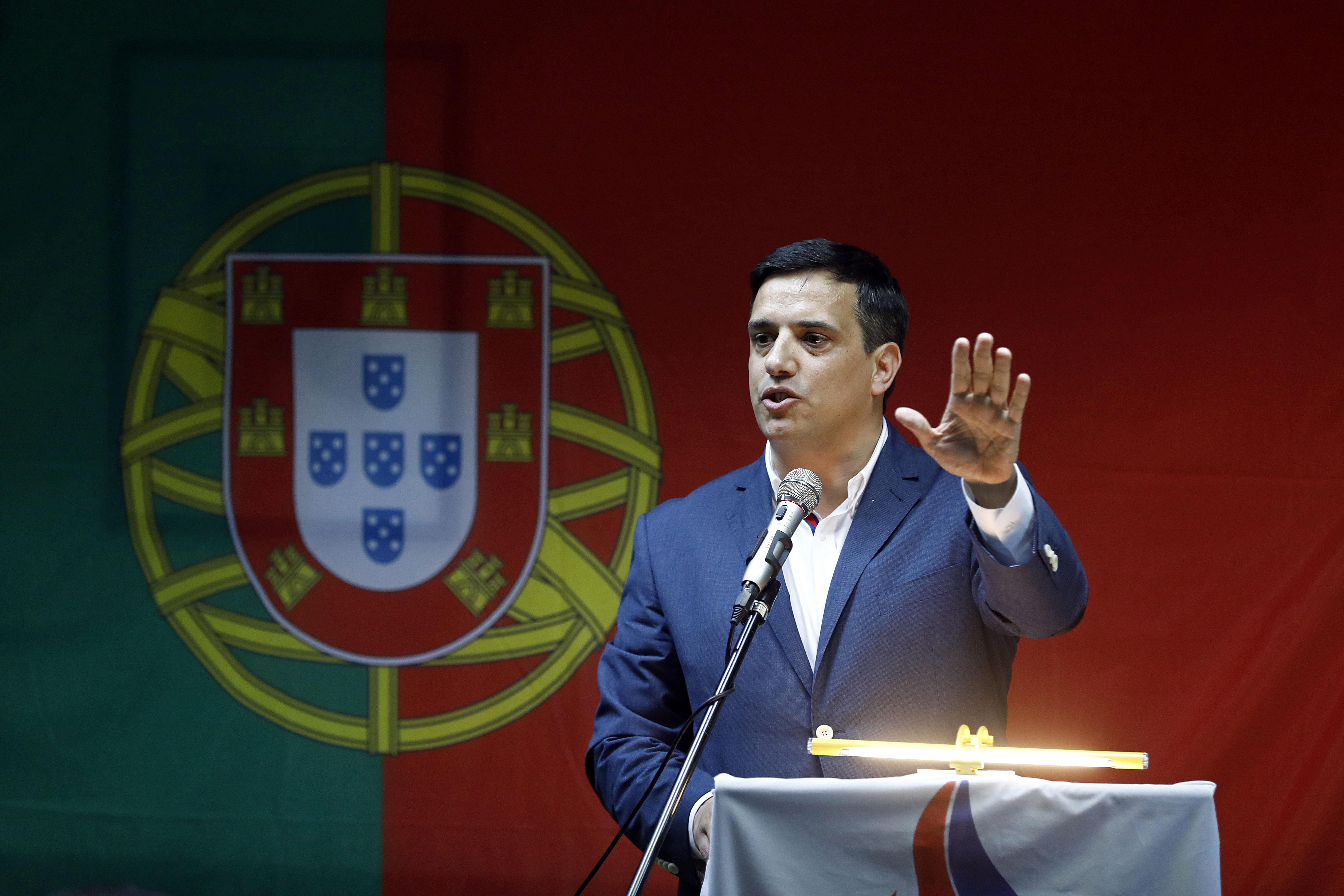 PNR apresenta lista com objetivo de eleger um eurodeputado nas europeias