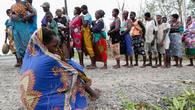Moçambique precisa de 1,3 milhões para fazer face a novo ciclone