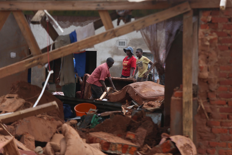 761 mortos nos três países afetados pelo ciclone Idai