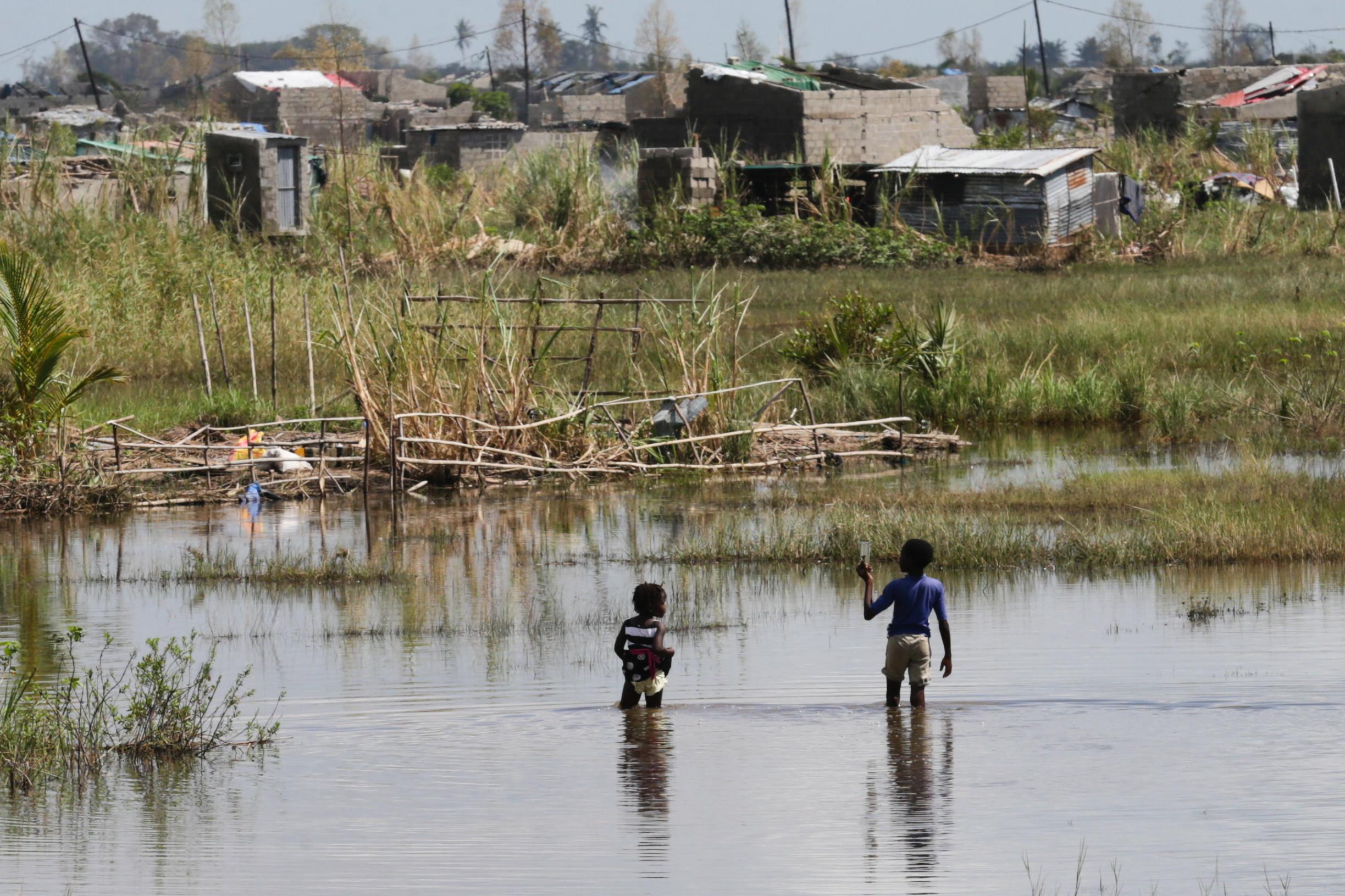 Moçambique: Sistema de abastecimento de água na Beira foi restaurado