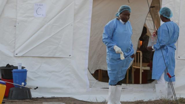 Já há uma morte por cólera registada na Cidade da Beira