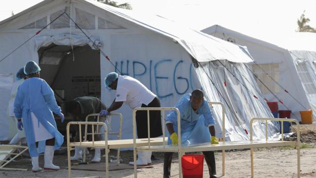 Cólera causa segundo morto no centro de Moçambique e afeta 1.428 pessoas