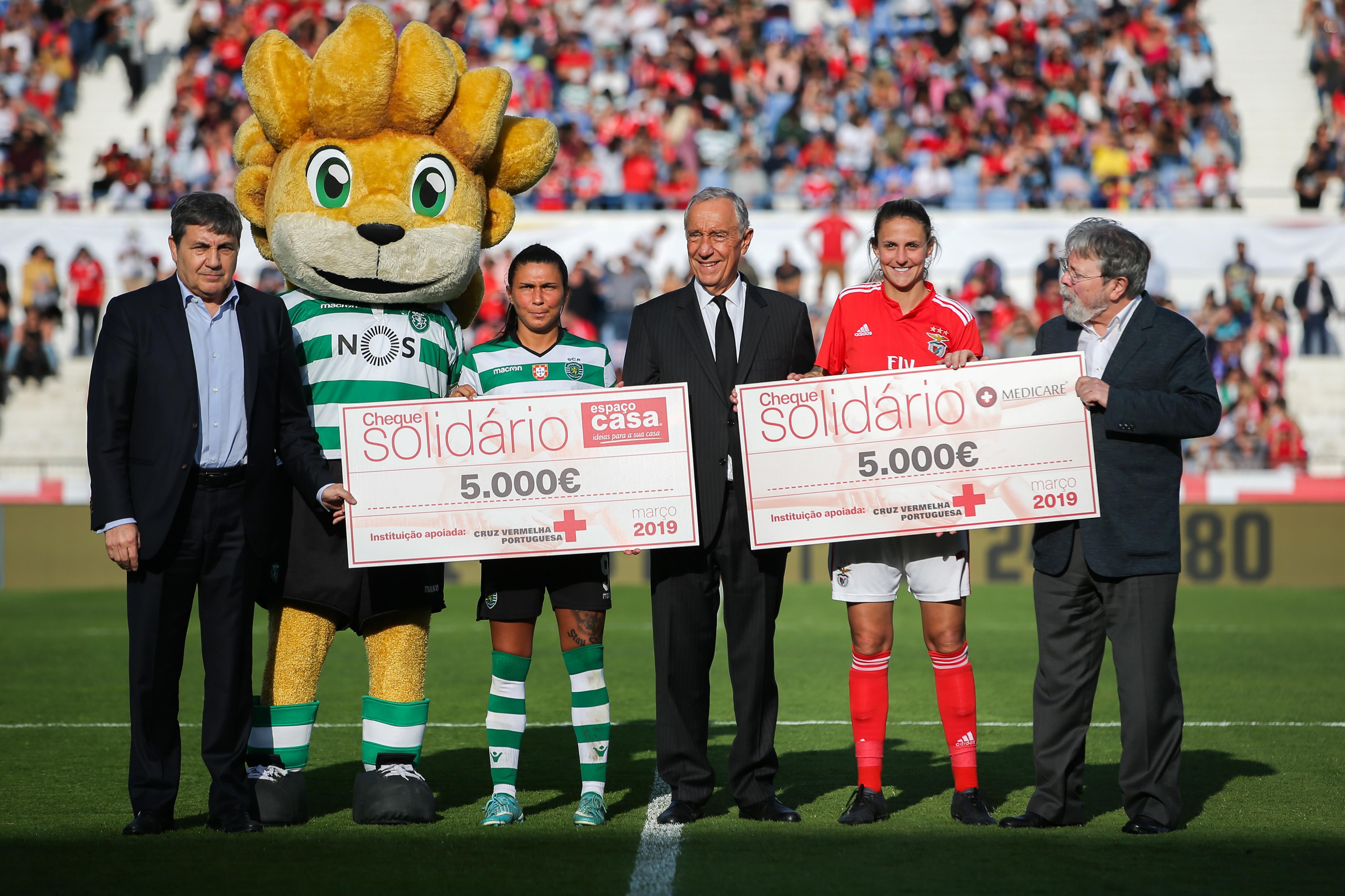 Jogo solidário que bateu recorde angariou 38 mil euros para Moçambique