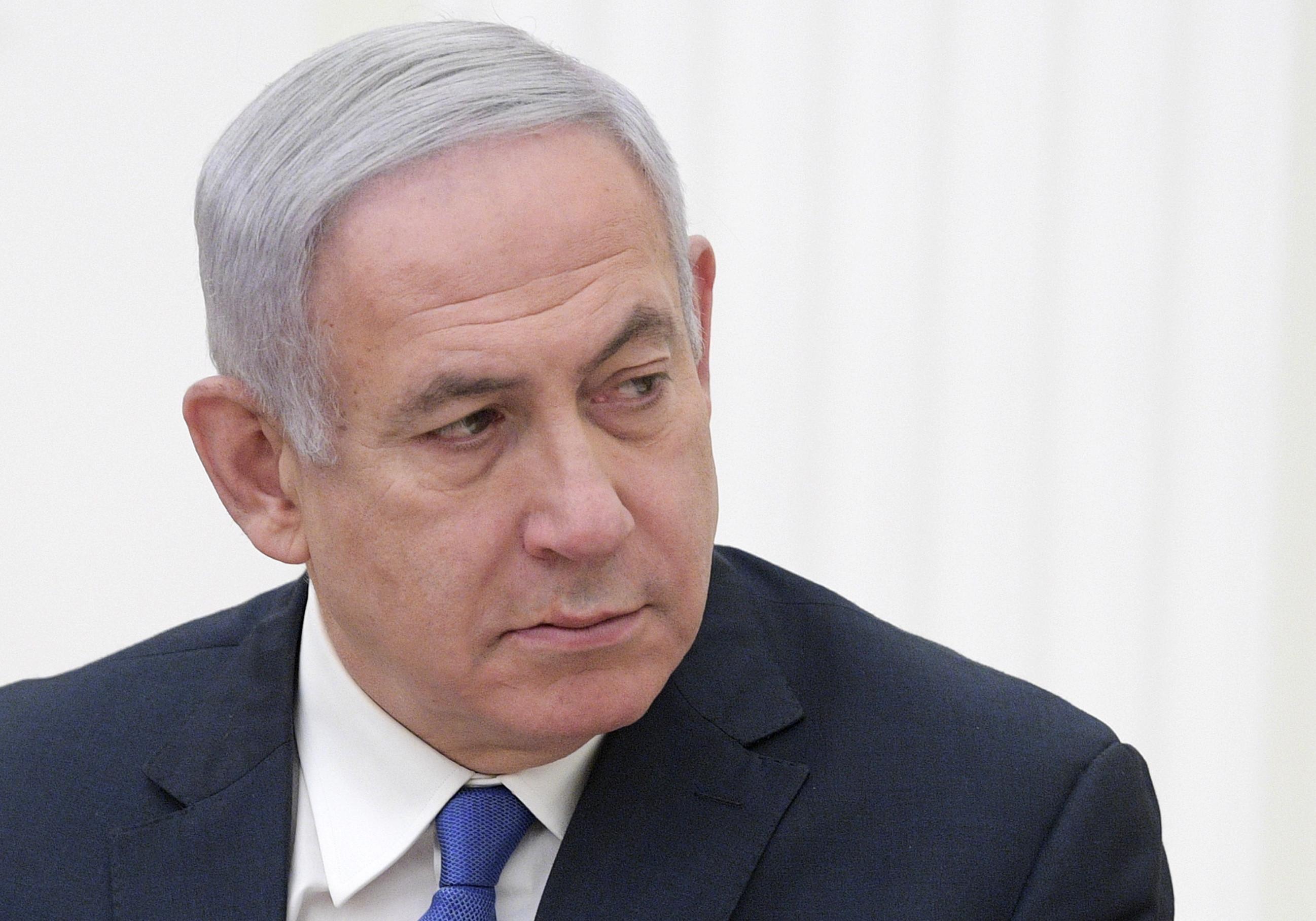 Netanyahu promete anexar partes da Cisjordânia se for reeleito