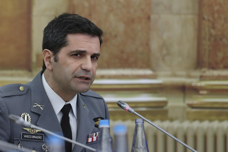 Azeredo Lopes foi informado da encenação da recuperação do material
