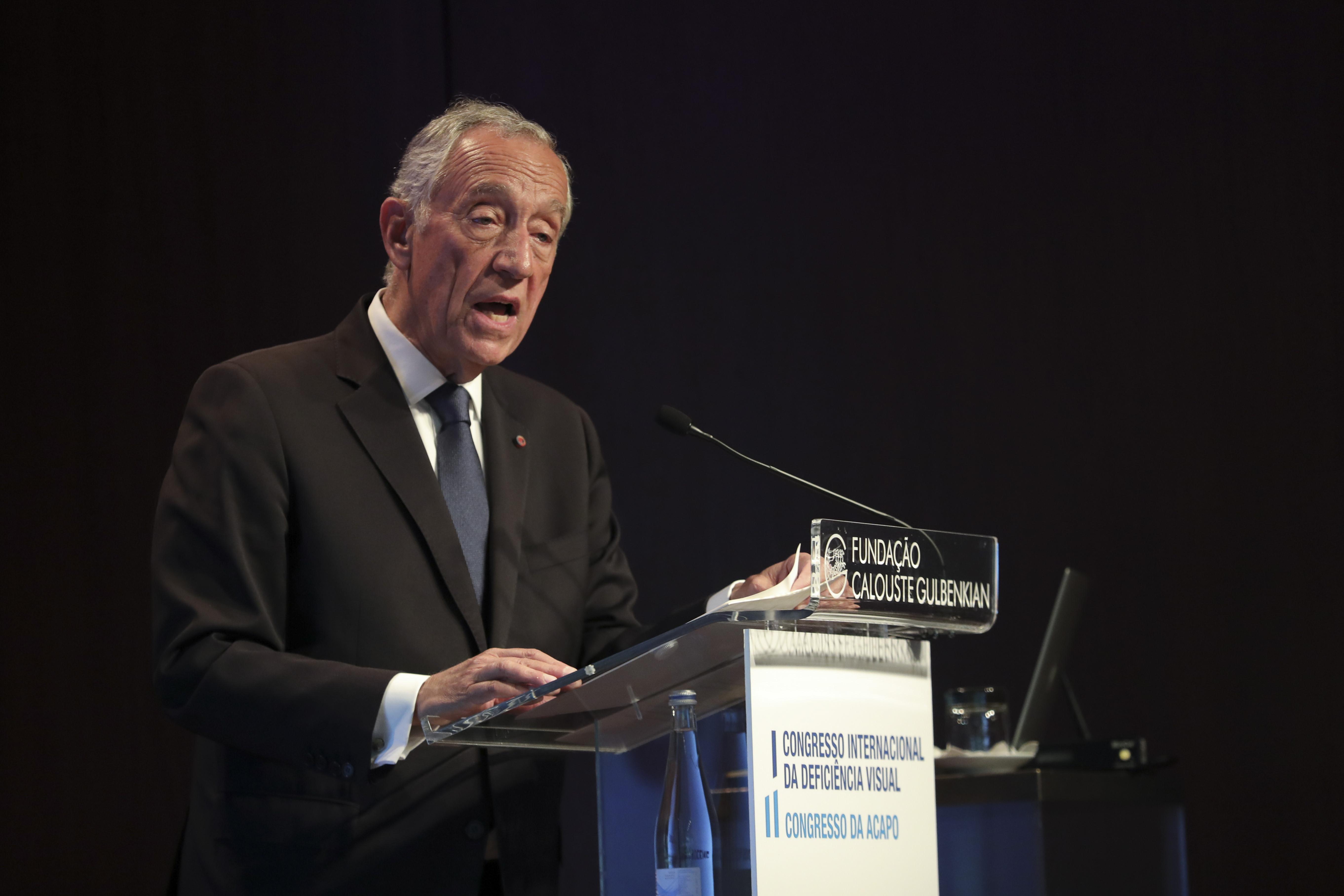 Marcelo dá 'ok' a incentivos à cobrança de dívidas na Seg. Social