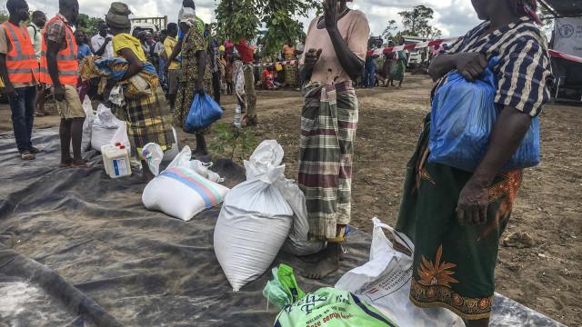 Idai: HRW pede investigação urgente sobre sexo forçado em troca de comida