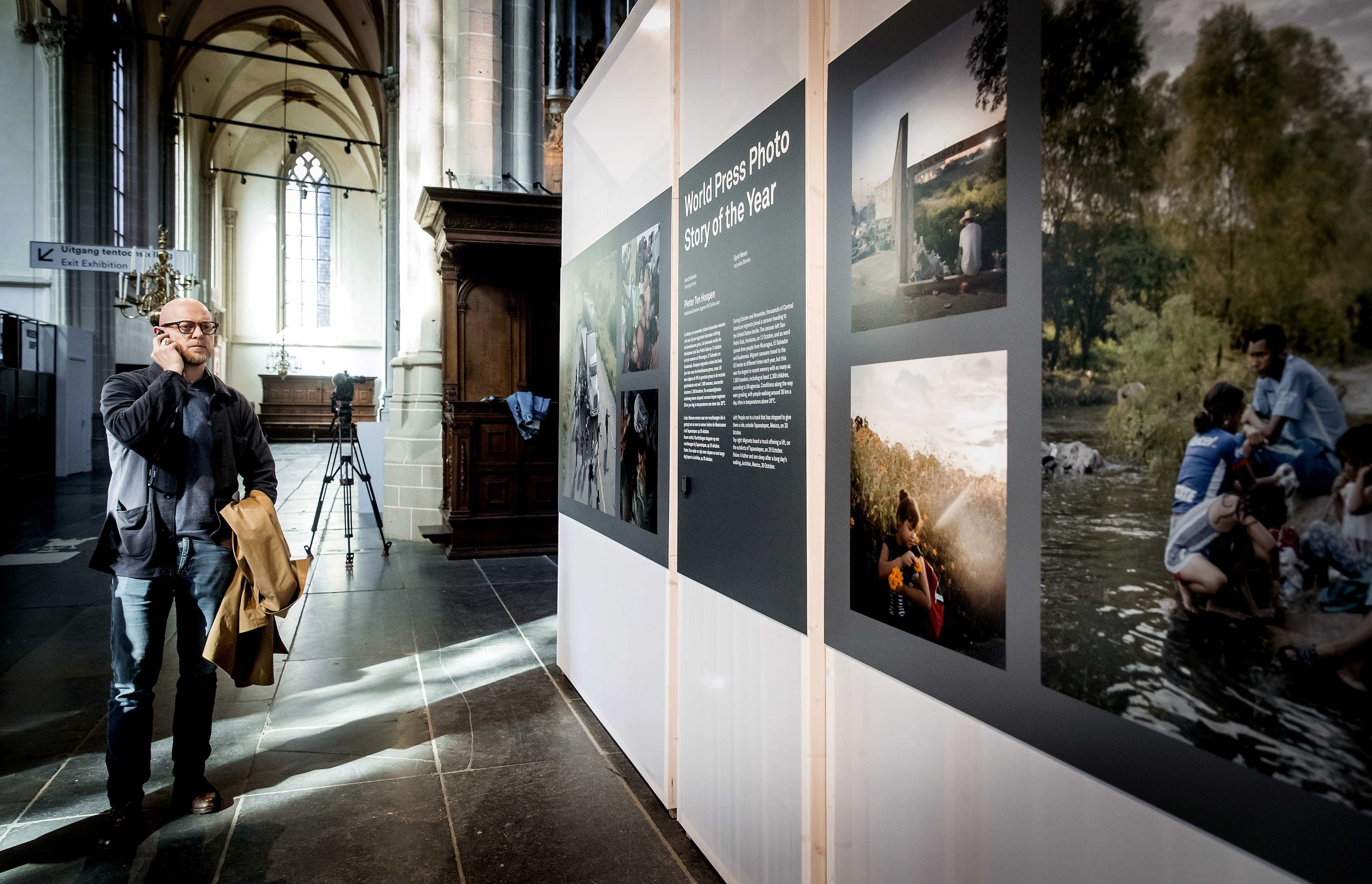 World Press Photo é hoje inaugurada no Museu de História Natural