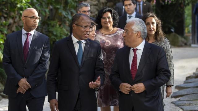 """Cimeira: """"Cabo Verde não tem 10 ilhas, tem 11 e uma está em Portugal"""""""
