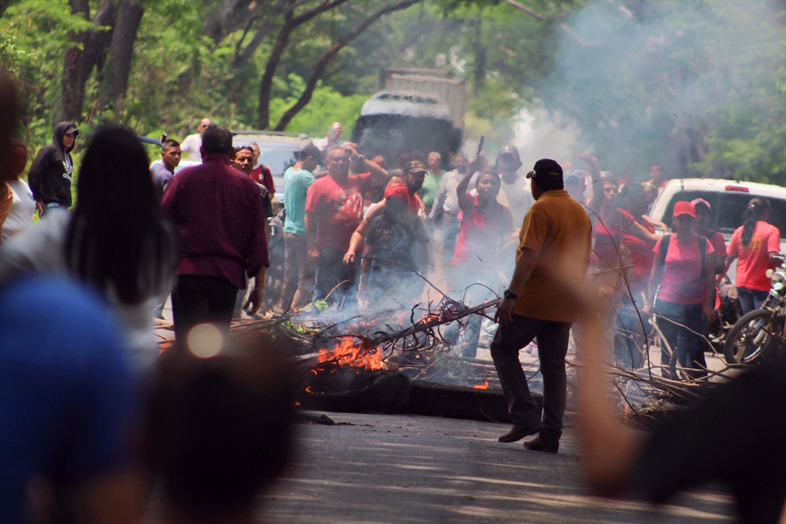 Entre janeiro e março ocorreram 6.211 protestos na Venezuela