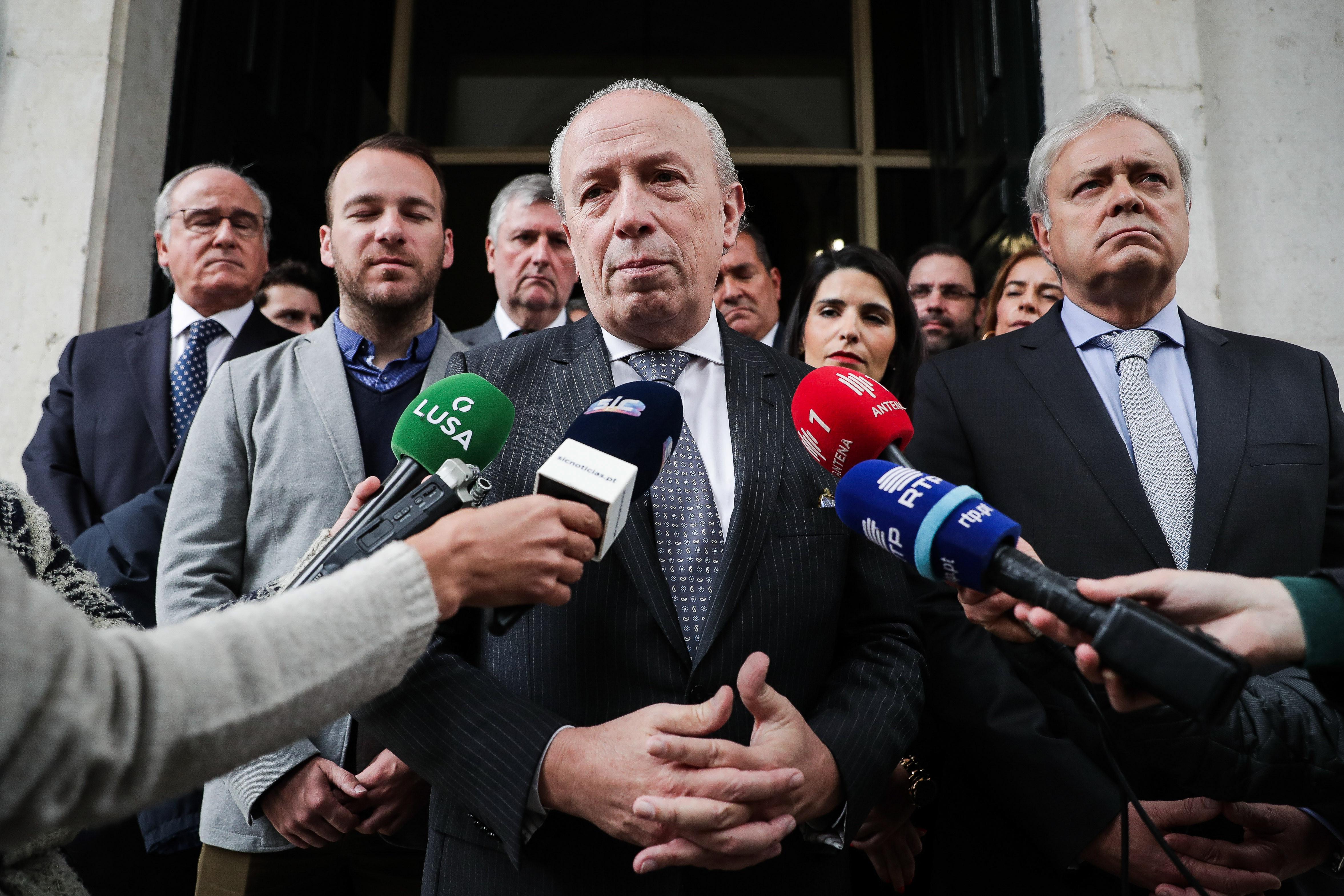 Aliança não quer misturar eleição para Europeias com legislativas