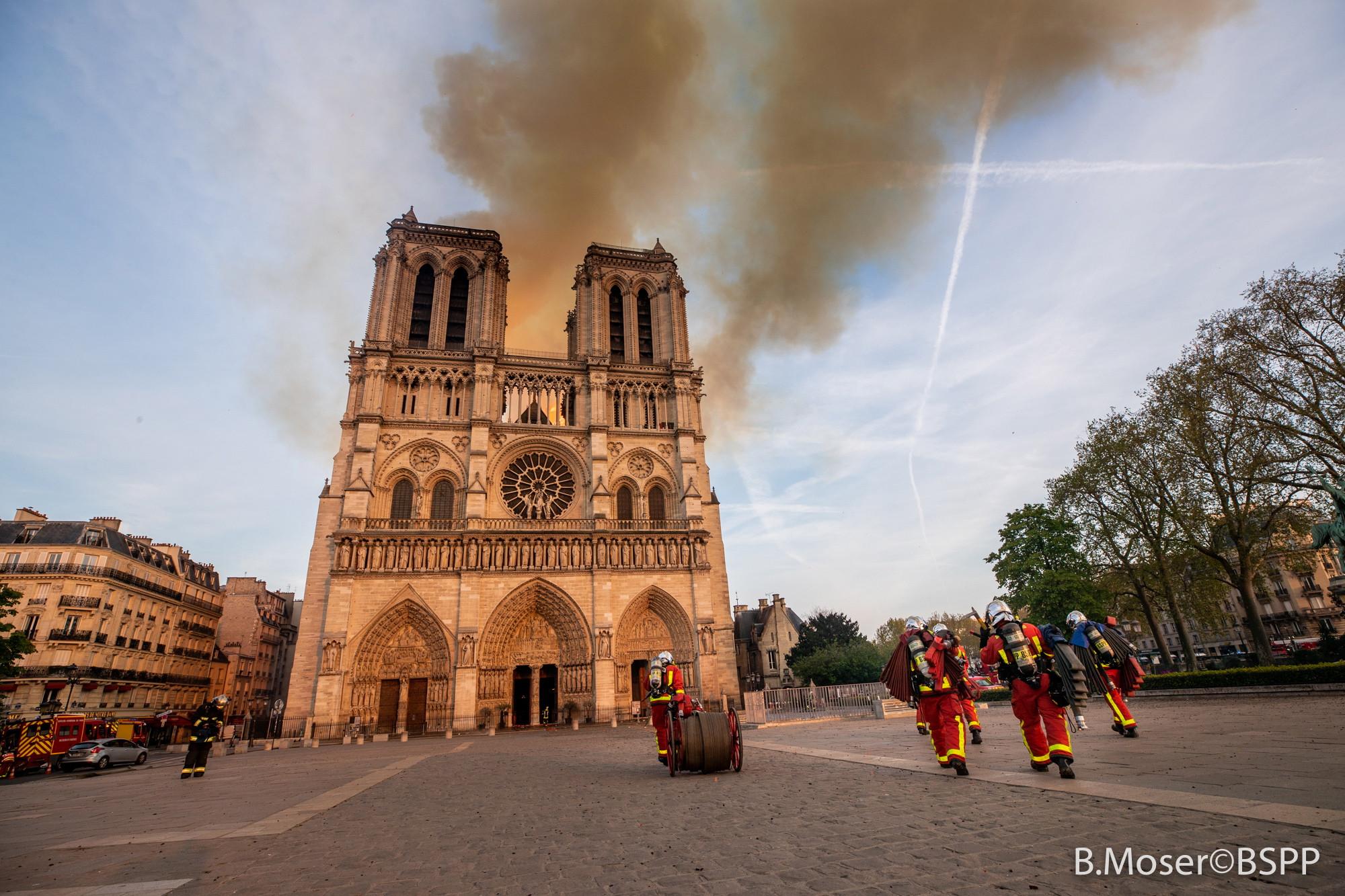 UNESCO vai apoiar autoridades na reabilitação da catedral de Notre-Dame