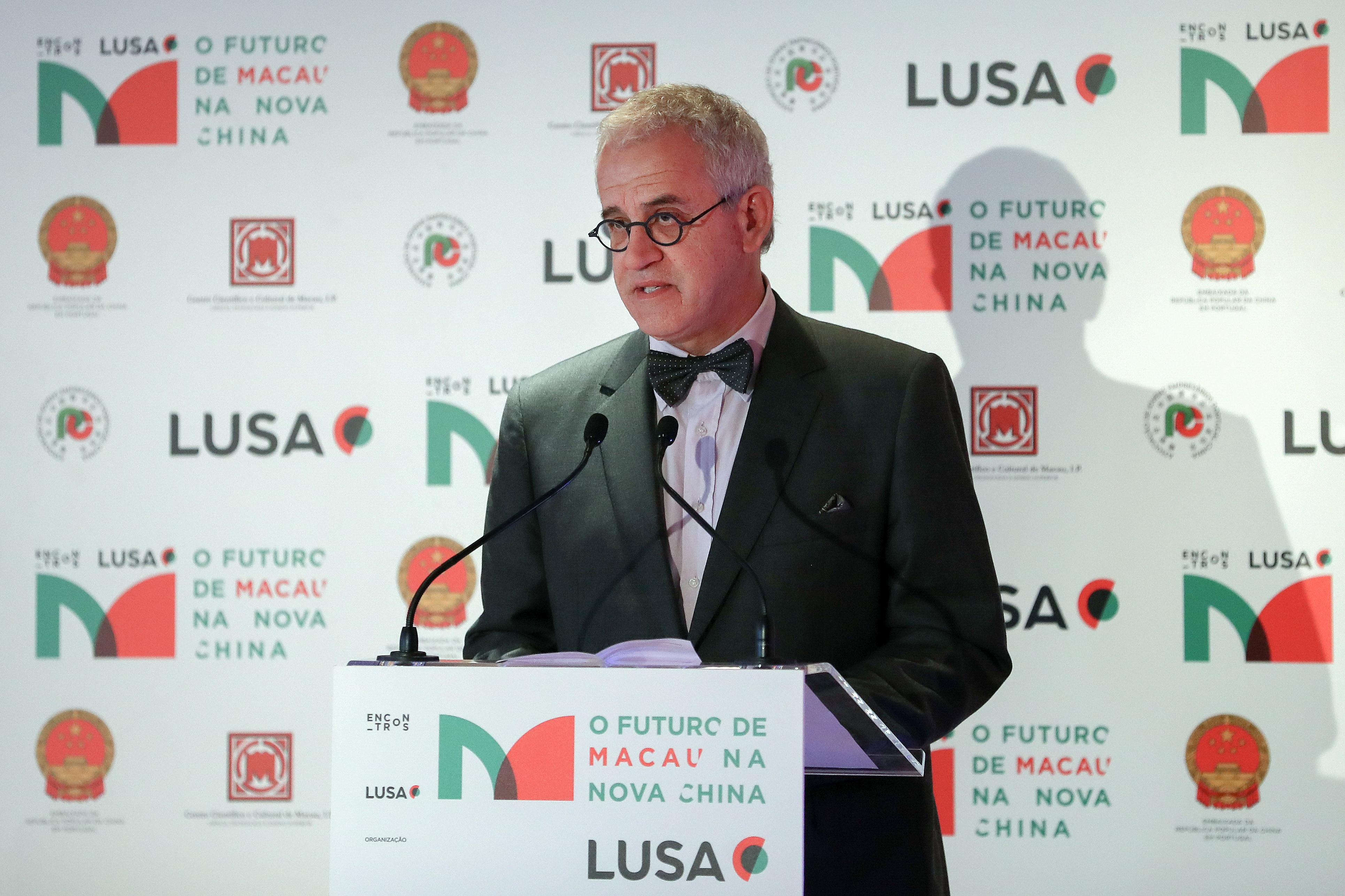 Presidente da Lusa realça relações sino-portuguesas e esforços da agência