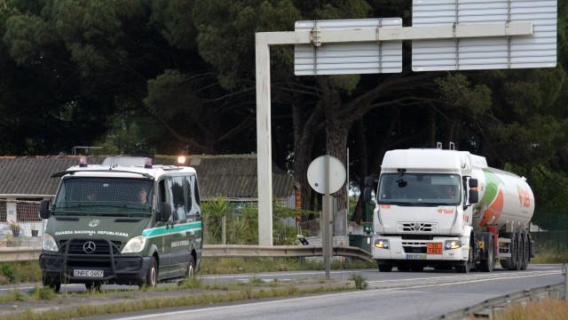Serviços mínimos abrangem 40% do abastecimento em Lisboa e Porto