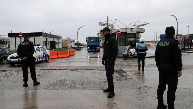 Mais de mil agentes vão prevenir perturbações e regular trânsito