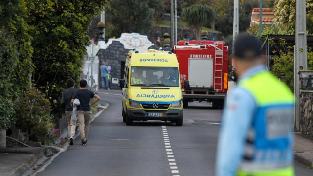 PSP veda acesso ao local do acidente que causou 28 mortos na Madeira