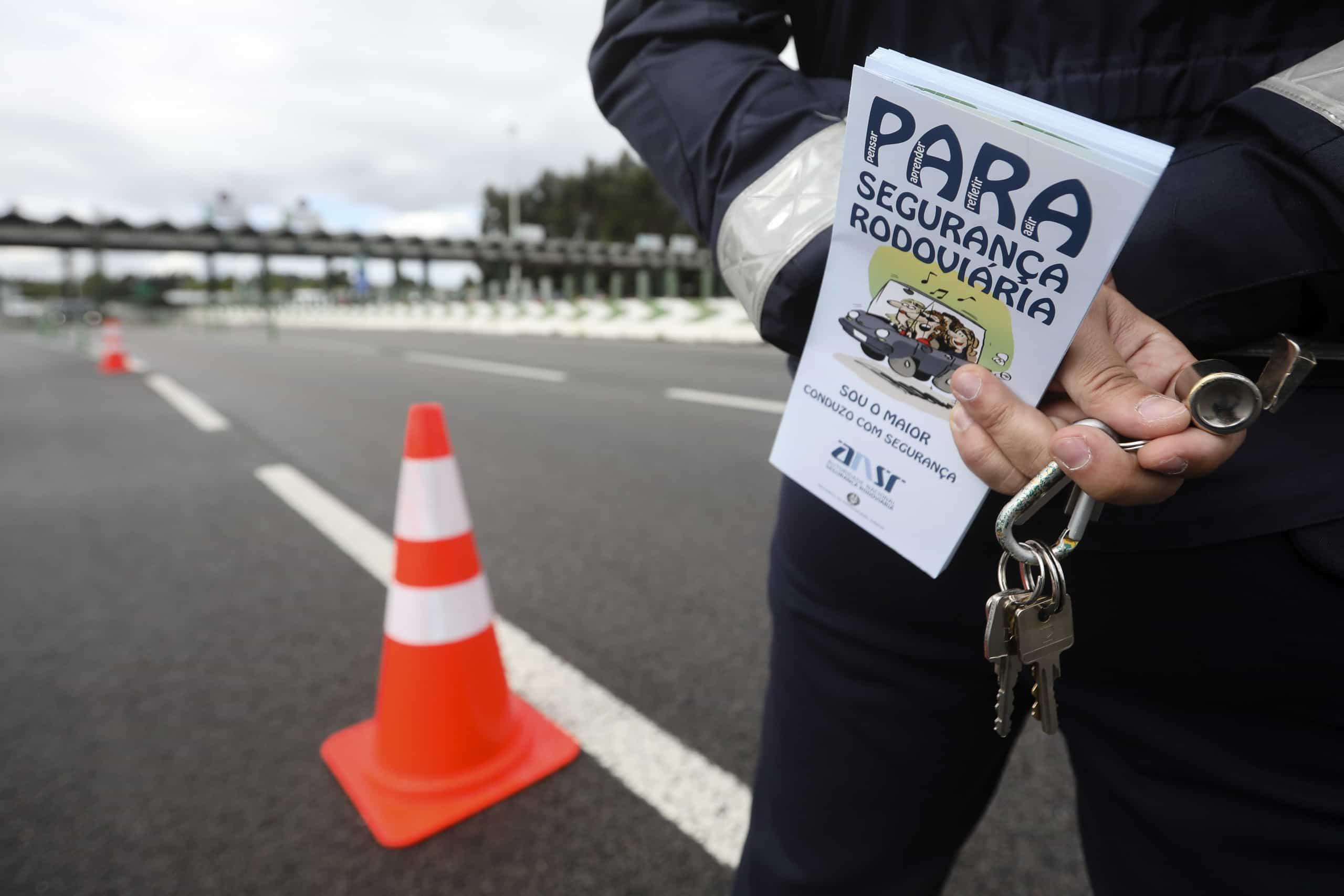 Operação Páscoa 2019 regista 438 acidentes nos dois primeiros dias
