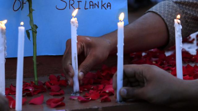 Turistas de várias nacionalidades estão entre os mortos no Sri Lanka