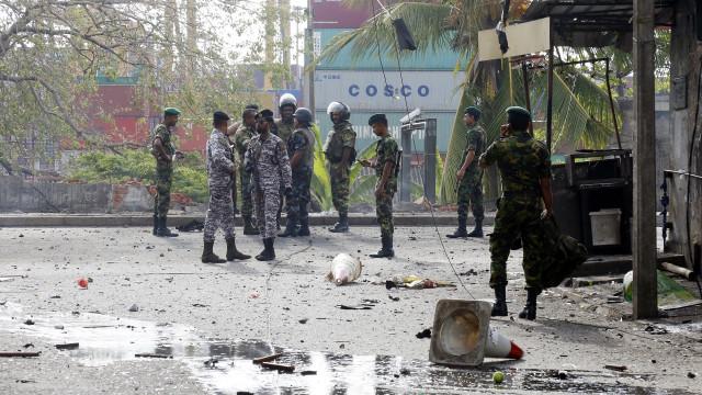 Número de mortos no Sri Lanka subiu para os 310. Detidos 40 suspeitos