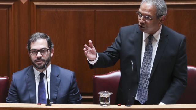 Ministro destaca 32 mil milhões de investimento público até 2023