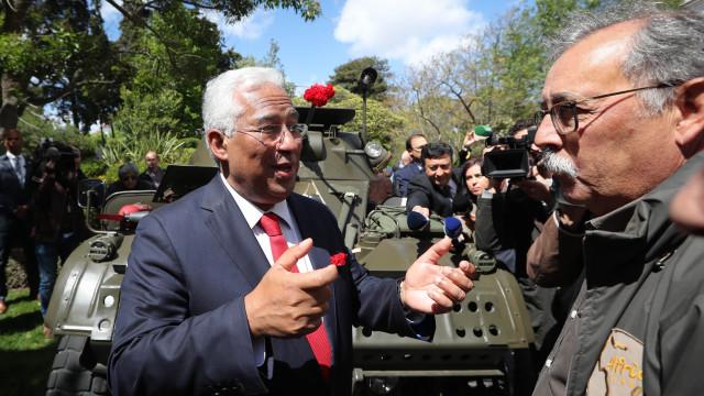 """Houve uma """"extraordinária coincidência"""" entre Governo e temas de Marcelo"""