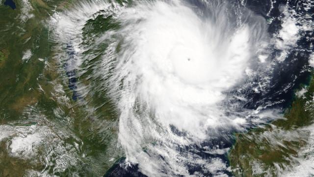 Ciclone Kenneth provoca um morto e estragos no norte de Moçambique