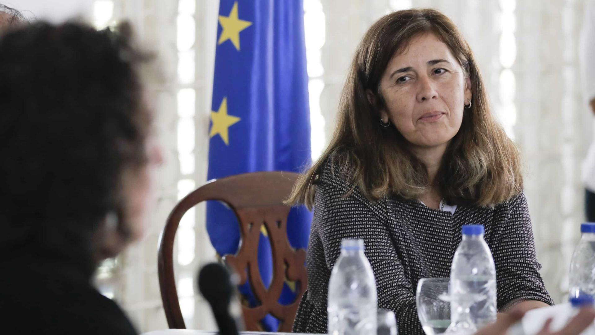Venezuela: Prazo para delegada da UE abandonar Caracas termina hoje
