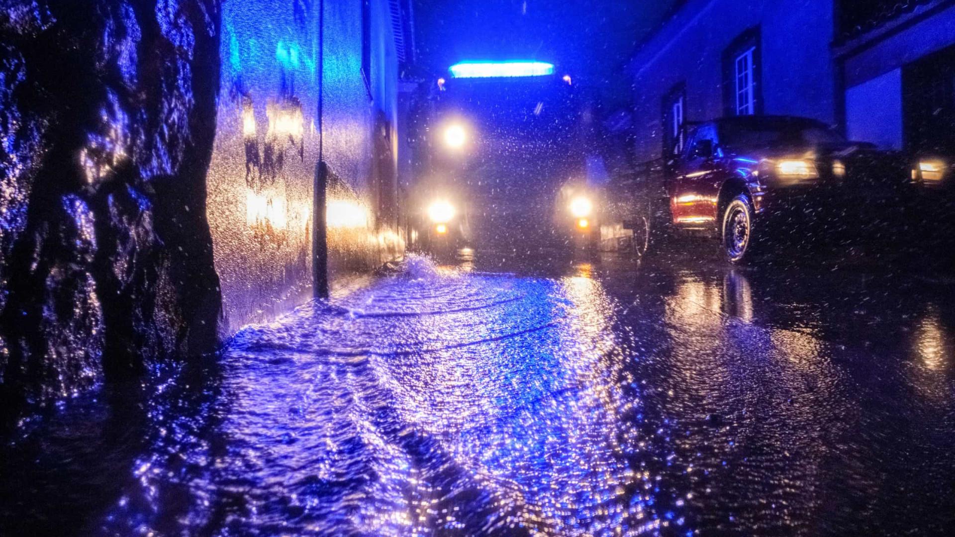 Açores com danos em habitações e um realojamento devido ao mau tempo