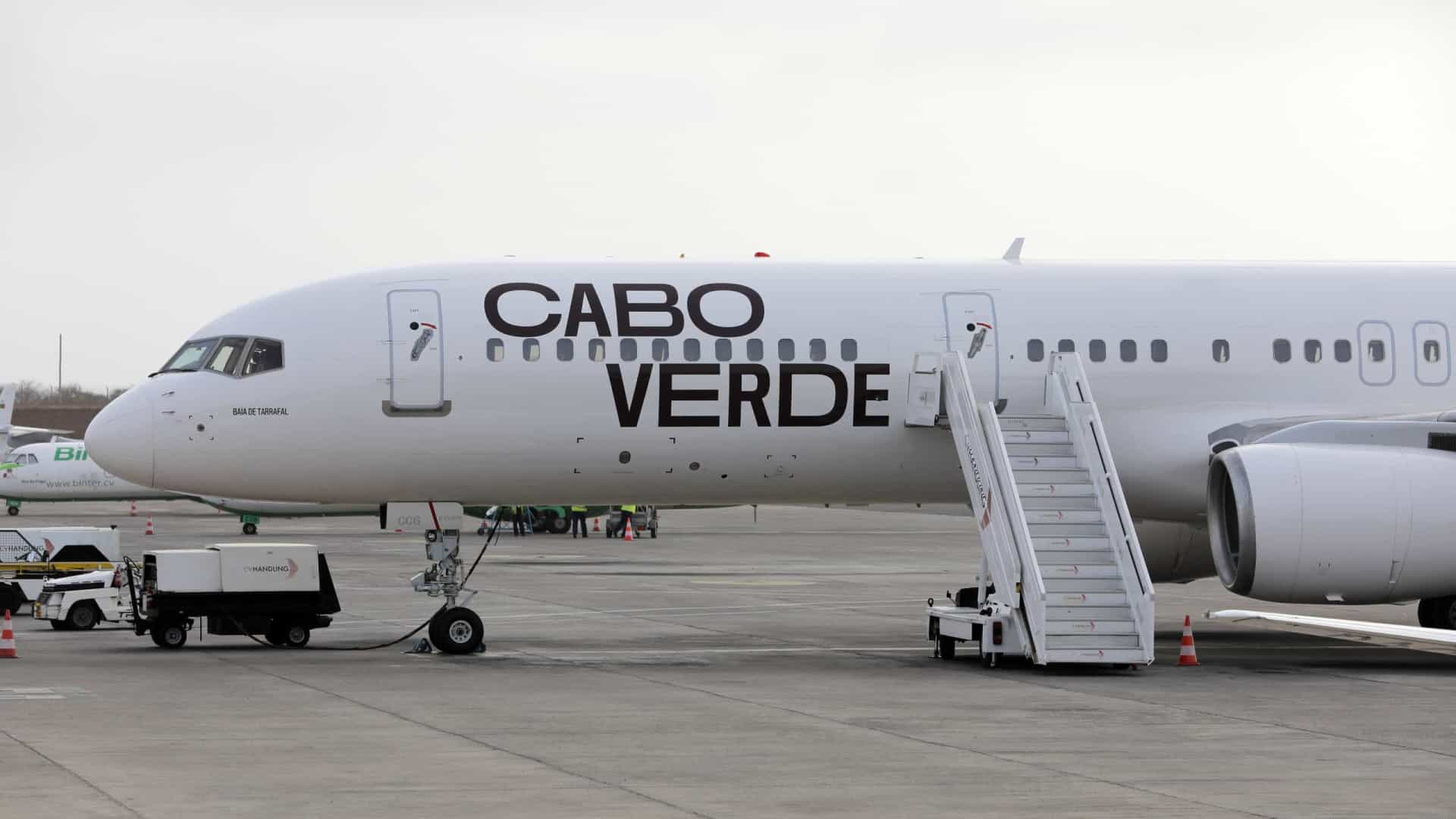 Estado aprova 5.º aval à Cabo Verde Airlines que soma 20 milhões