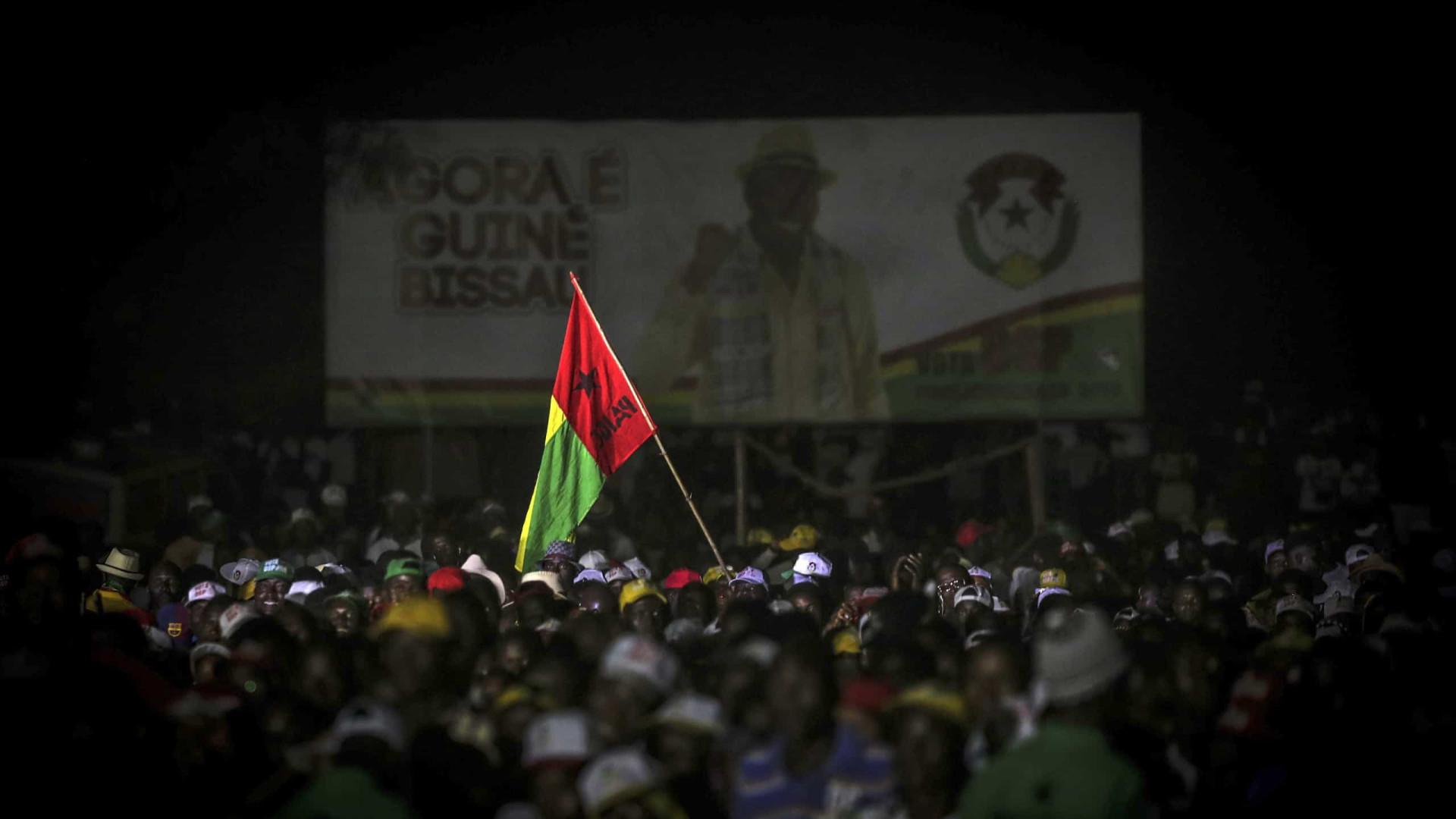 Líder do PAIGC diz que não fugiu da Guiné-Bissau
