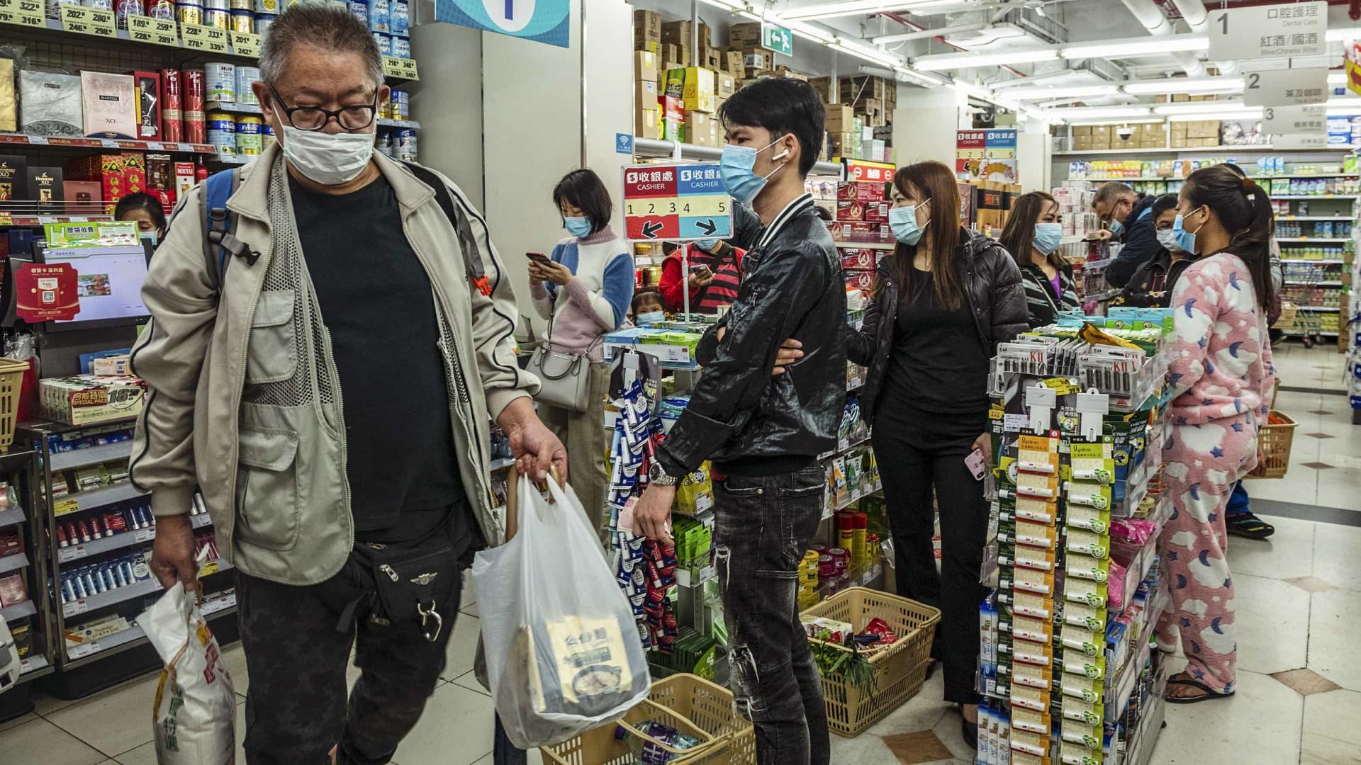 Macau recebe ajuda de 300 técnicos da China para testar população