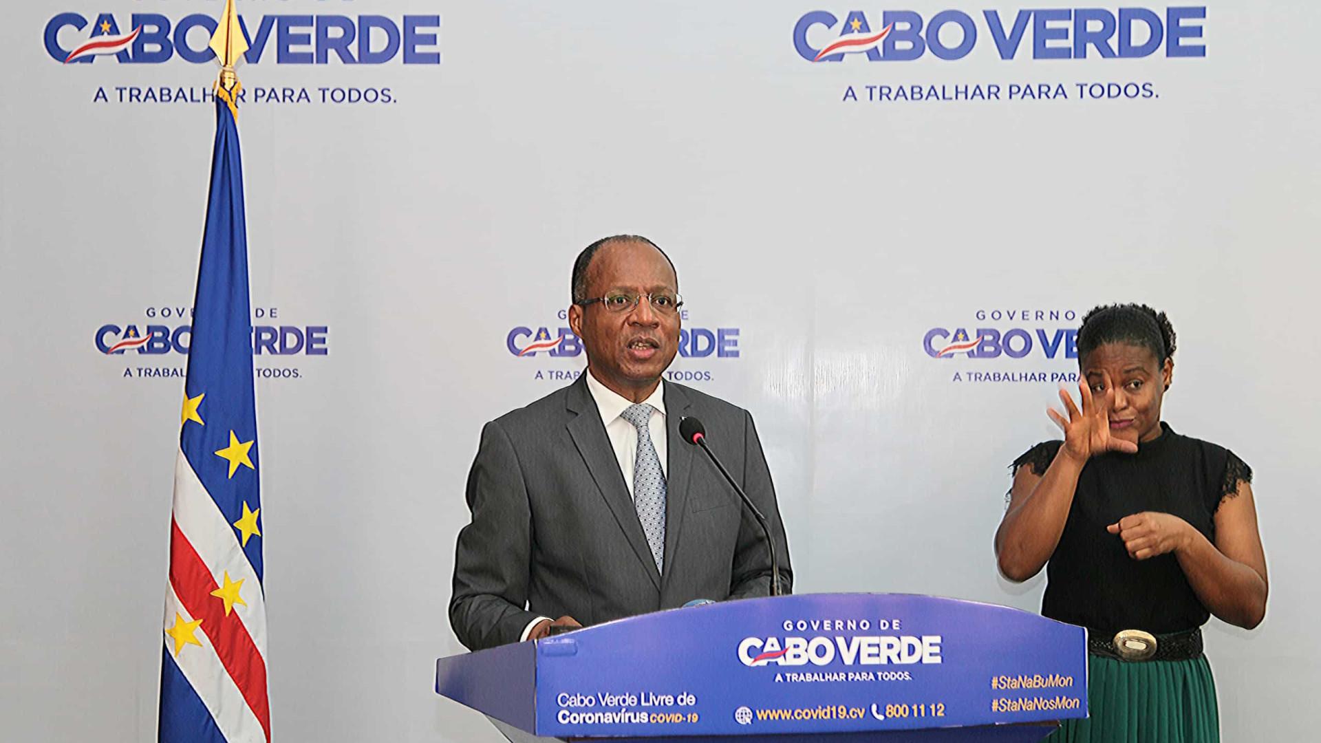 Cabo Verde pede reforço de cuidados para evitar propagação do vírus