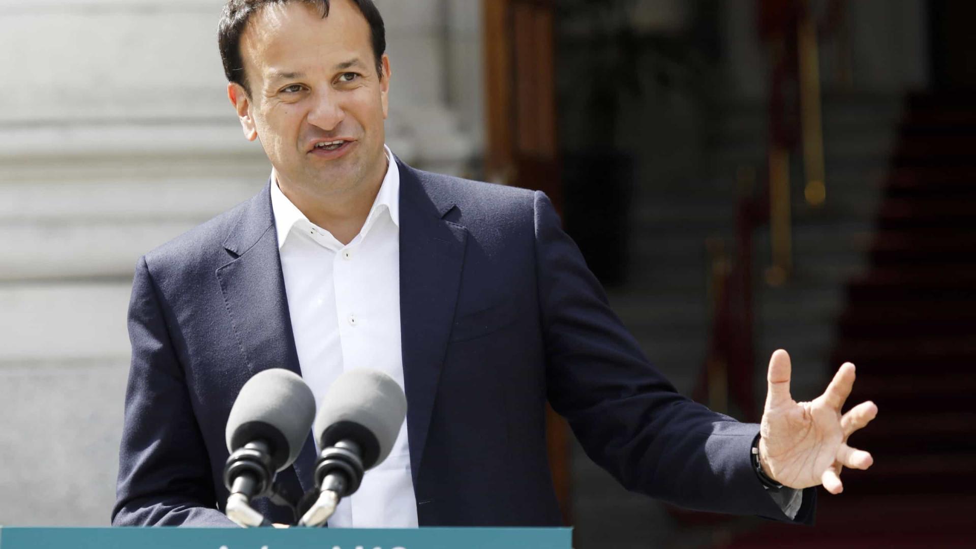 """Estamos a progredir"". Irlanda vai acelerar desconfinamento"