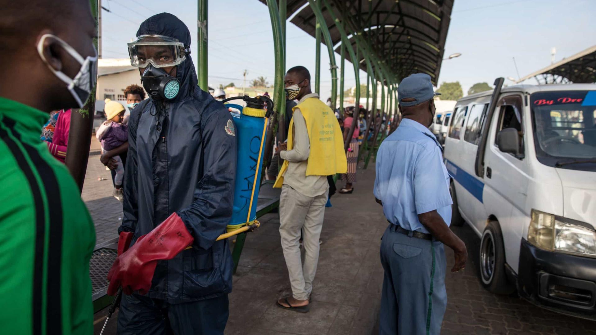 África com mais 313 mortos e 13.539 infetados nas últimas 24 horas